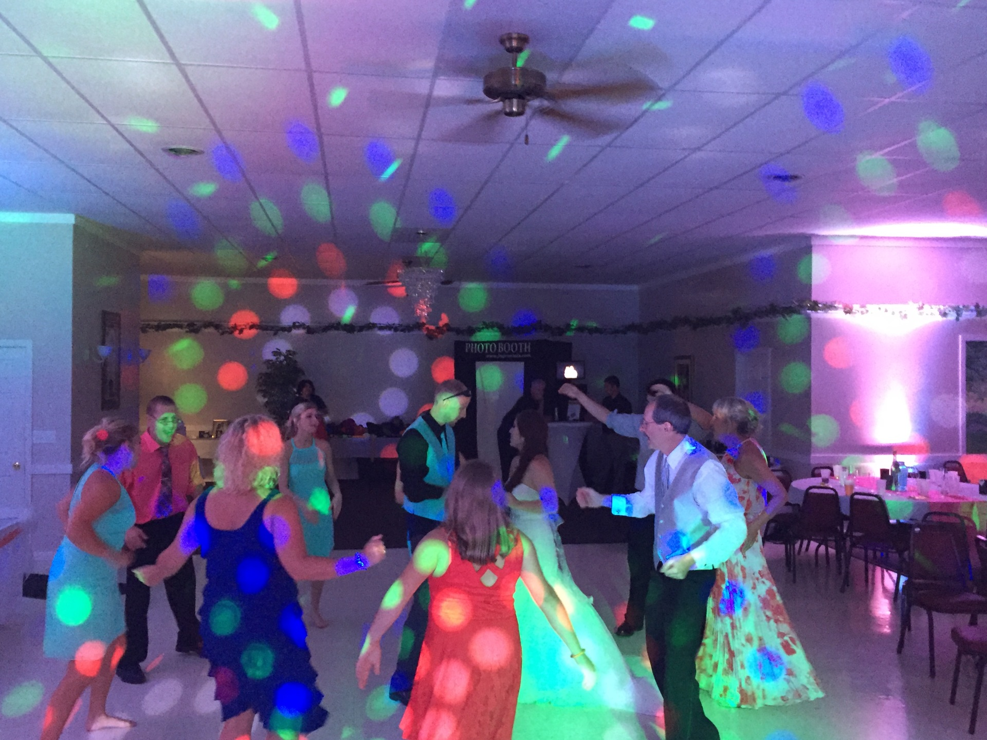 The Gathering Place Hebron Wedding DJ Arrested Sounds Review