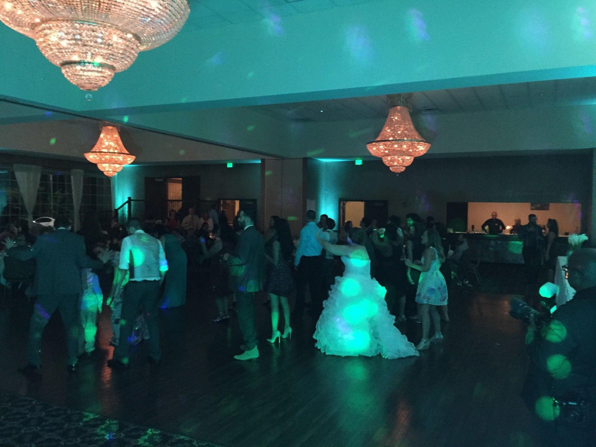 The Avalon Manor Merrillville Wedding DJ Arrested Sounds