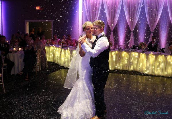 wedding package, Sand Creek Country Club, Chesterton Indiana